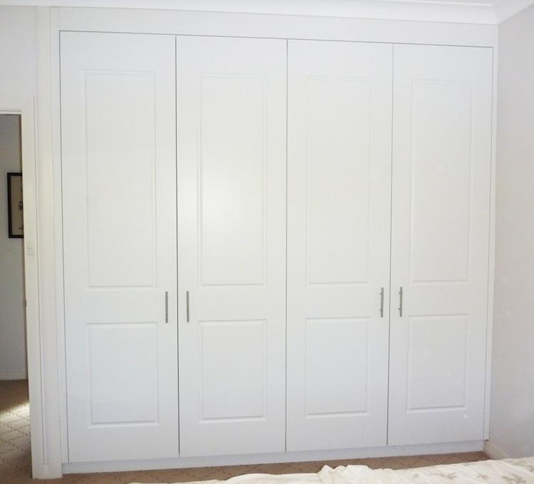 Vaatekaappien ovien vaihto  keittiökalusteet netistä, myös liesituuletin, se