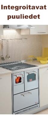 keittiökalusteet netistä, myös liesituuletin, seinäsänky