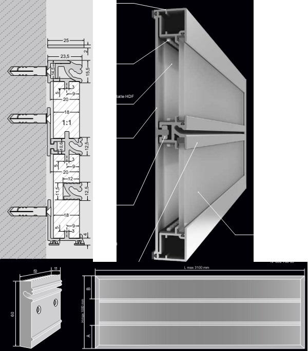 Taustalevy ja hyllyjärjestelmä [Taustalevy ja hyllyjärjestelmä]  keittiökalu