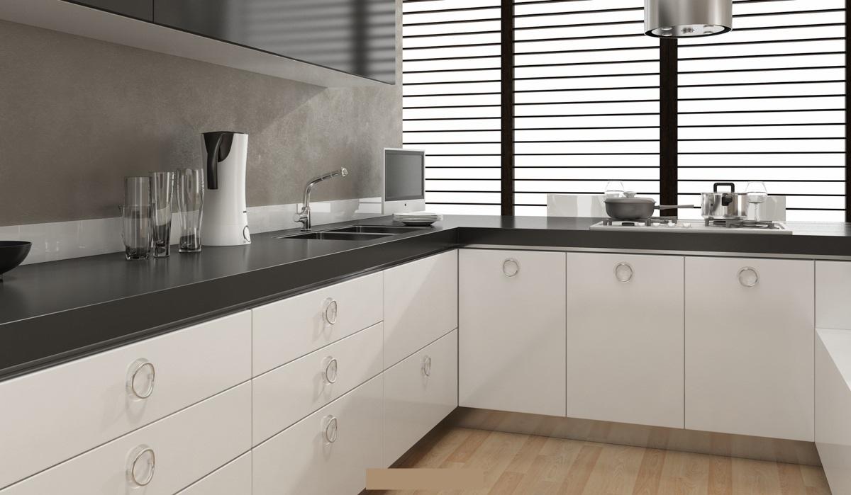 Luna keittiökalusteet [luna]  keittiökalusteet netistä, myös liesituuletin,
